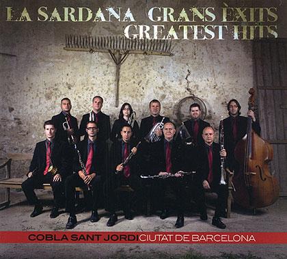 Cobla de 2012. Portada de un disco de la Cobla Sant Jordi/Ciutat de Barcelona. © Juan Miguel Morales