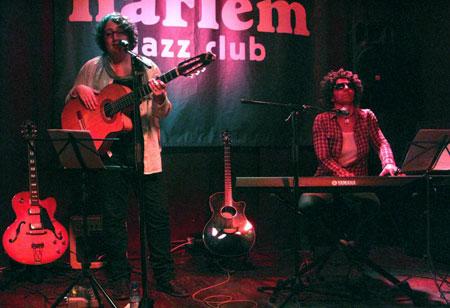 Lidia V y Cuni Massa en el Harlem Jazz Club, dentro del Festival BarnaSants. © Joan Carles Martínez