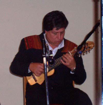 Julio Humala © charangoperu.com