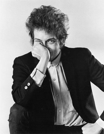Bob Dylan, Nueva York, 1965 © Daniel Kramer