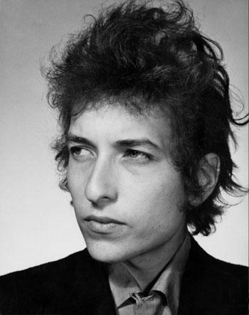 Bob Dylan, retrato, Nueva York, 1965 © Daniel Kramer