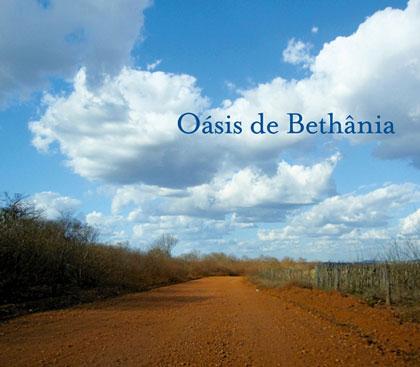 Portada del disco «Oasis de Bethânia» de Maria Bethânia.