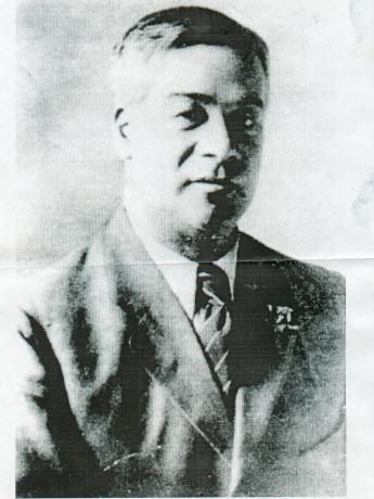 Luis Emilio Recabarren, fundador del Partido Comunista Chileno.