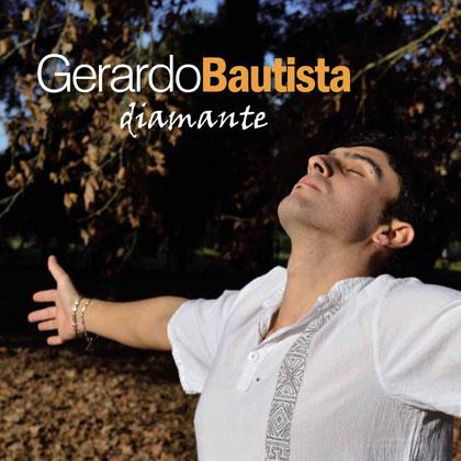 Portada del disco «Diamante» de Gerardo Bautista.
