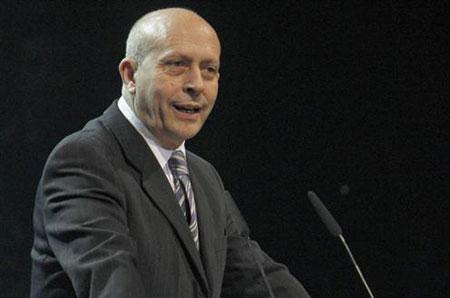 El ministro español de Educación, Cultura y Deporte, José Ignacio Wert. © Ministerio de Educación, Cultura y Deporte