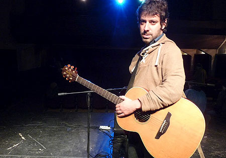 Jaume Pla, Mazoni. © Josep Maria Hernández Ripoll
