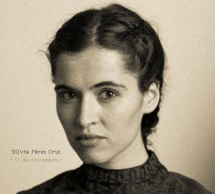 Portada del disco «11 de novembre» de Sílvia Pérez Cruz.