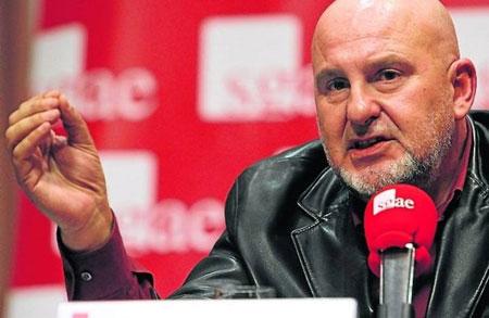 Antón Reixa, nuevo presidente de la Sociedad General de Autores y Editores (SGAE).