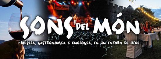 VII Festival Sons del Món 2012