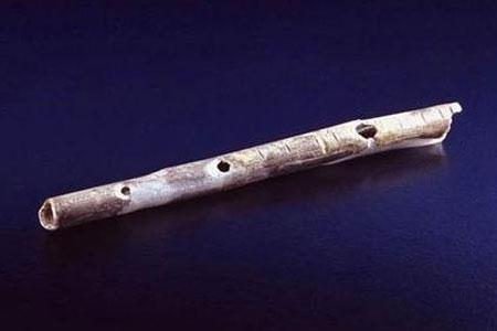 La flauta más antigua del mundo.