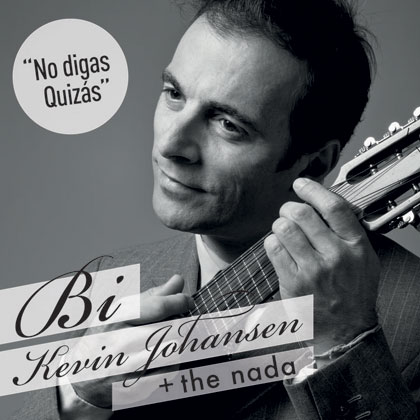 Portada del single «Bi» de Kevin Johansen   The Nada.