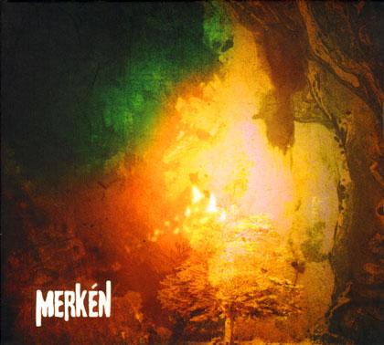 Portada del disco «Merkén» del grupo Merkén.