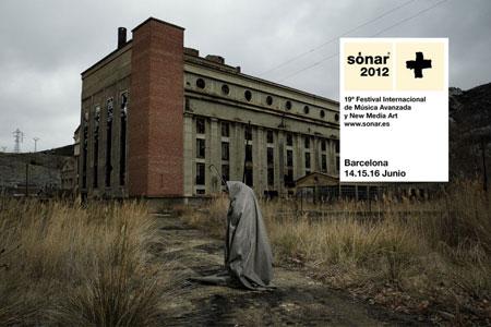 Cartel del Sónar 2012