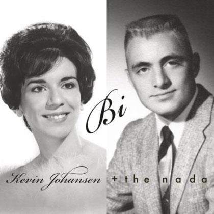 Portada del disco «Bi» de Kevin Johansen.