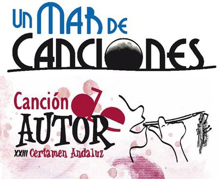 Cartel del XI Un mar de canciones de Torreperogil 2012