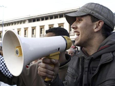 Mouad Belghouat, conocido como El-Haqed o «El furioso».