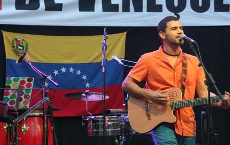 José Alejandro Delgado © Xavier Pintanel