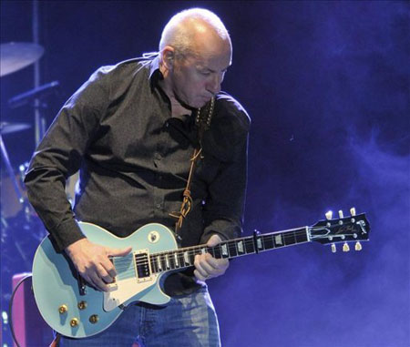 Mark Knopfler © EFE