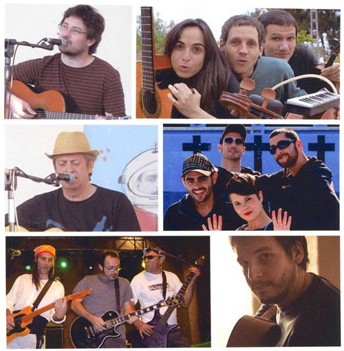 Participantes en el disco «A dos de val»