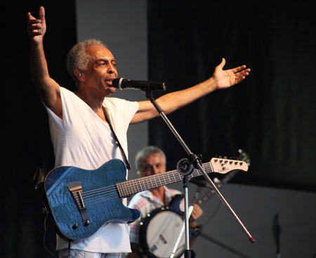 Gilberto Gil © Priscila Casaes Franco