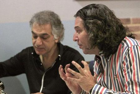 Omar Faruk y Tomatito © EFE