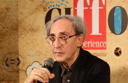 Franco Battiato © Giffoni Film Fest