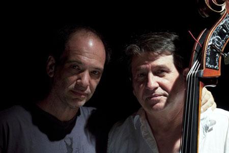 Adrián Iaies y Horacio Fumero