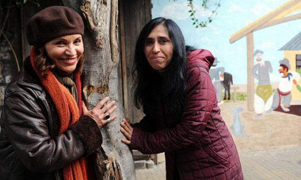 Suna Rocha y Miriam García