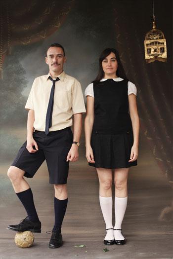 Javier Álvarez y Nieves Arilla, «Las Maris»