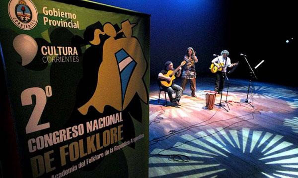 II Congreso Nacional de Folclore 2012