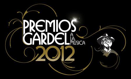 Logo de los Premios Gardel 2012