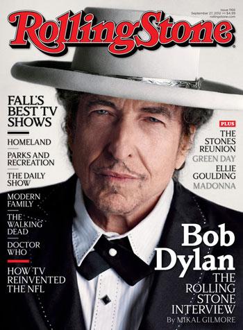 Portada de la revista Rolling Stone.