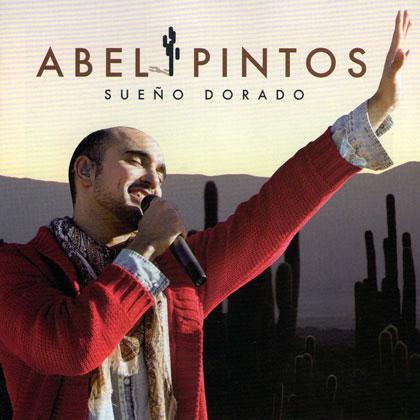 Portada del disco «Sueño dorado» de Abel Pintos.