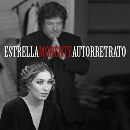 Portada del disco «Autoretrato» de Estrella Morente.