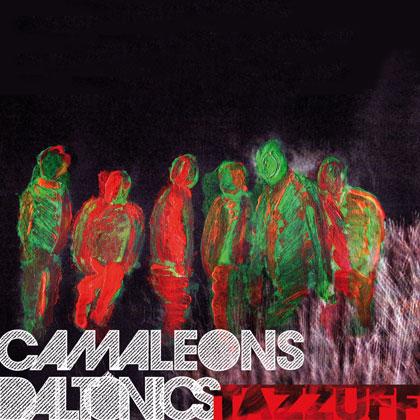Portada del disco «Camaleons Daltònics» de Tazzuff.