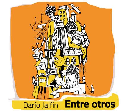Portada del disco «Entre otros» de Darío Jalfin