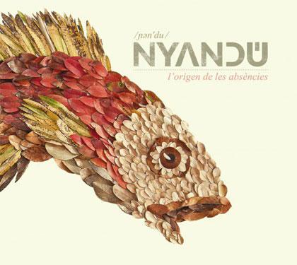 Portada del disco «L'Origen de les Absències» de Nyandú.