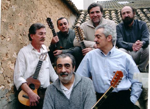 El grupo valenciano Al Tall