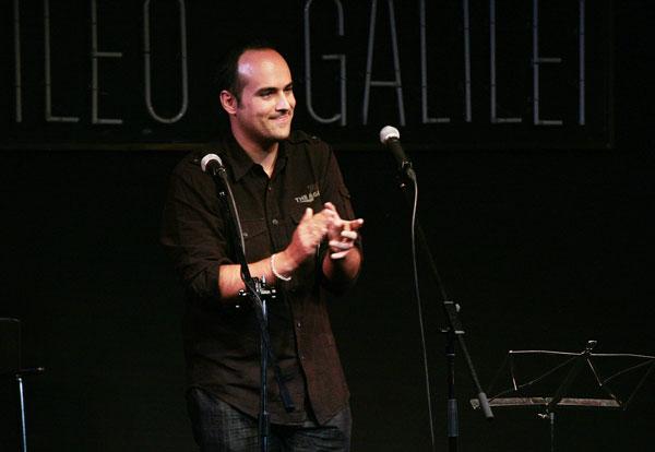 Víctor Alfaro © Juan Miguel Morales