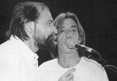 Pablo Guerrero y Luis Pastor, los dos extremeños que estarán de aniversario en el Ciclo de Canción de Autor «A cántaros».