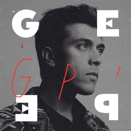 Portada del disco «GP» de Gepe