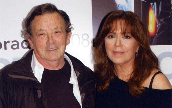 Fernando González Lucini con Maria del Mar Bonet. © Beatriz Pérez Otín
