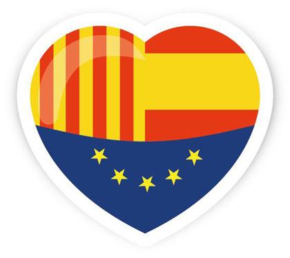 Logo de la  campaña de Ciutadans de las elecciones catalanas de noviembre.