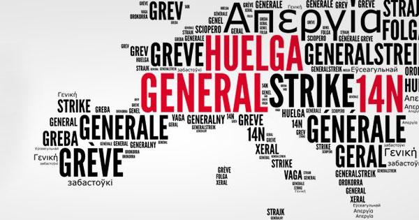 Huelga General 14N
