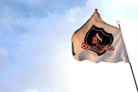Bandera del Colo Colo
