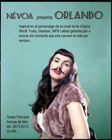 Névoa presenta Orlando