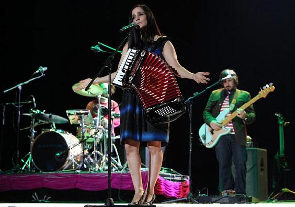 Julieta Venegas en Cuba