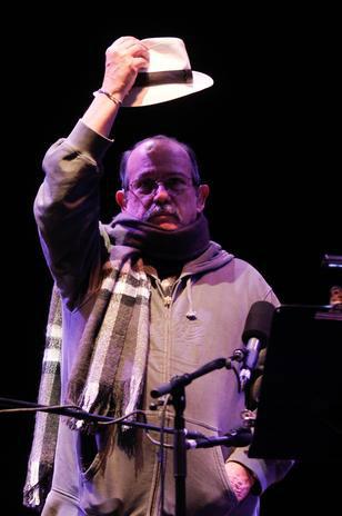 Silvio Rodríguez en Chile © Agencia UNO