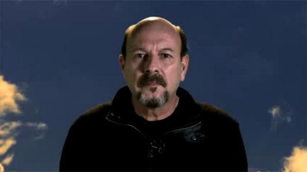 Fotograma del video «Autores por los Derechos Humanos».