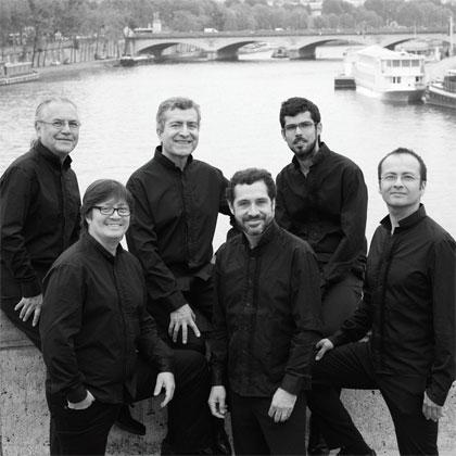 De izquierda a derecha: Patricio Castillo, Mario Contreras,  Rodolfo Parada, Patricio Wang, Rodrigo González y Álvaro Pinto. © Christian McManus